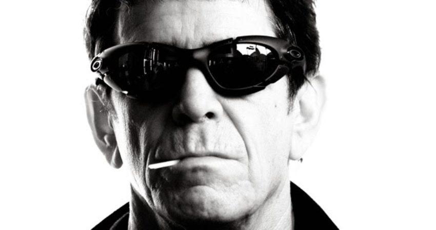 La muerte de Lou Reed.