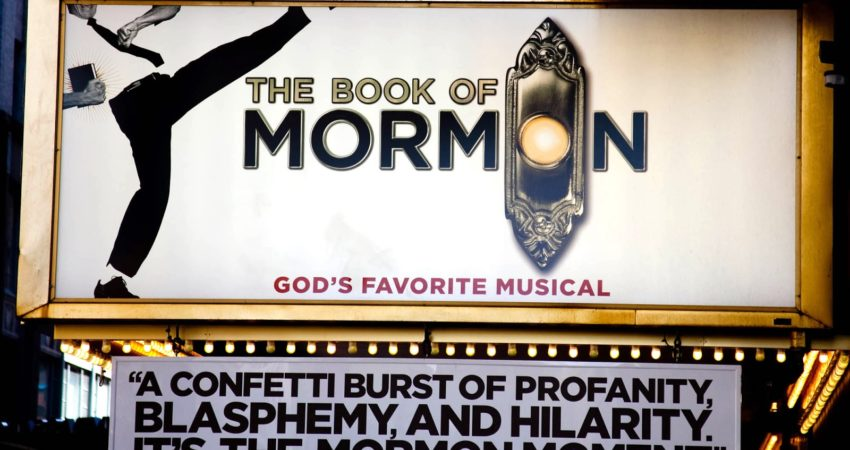The Book of Mormons: South Park en Broadway.